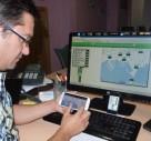 Una aplicación para móviles y web ayudará a los conductores a hallar aparcamiento en Torrevieja.