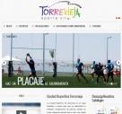 La nueva web torreviejasportscity.com creada por informedia es presentada en fitur 2013