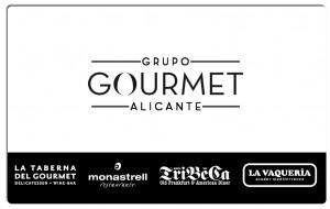 Tarjeta Regalo Grupo Gourmet
