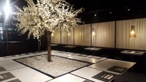 Interior Udon