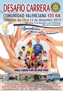 Desafío Comunidad Valenciana